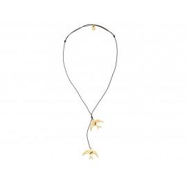 """Collar UNO de 50 Gold """"Pío Pío"""" COL0919"""