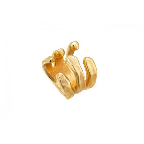 """UNO de 50 """"Sor Tijon"""" Gold Ring ANI0446"""