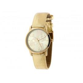 Reloj Mujer MAREA Dorado Calaveras B41126/7